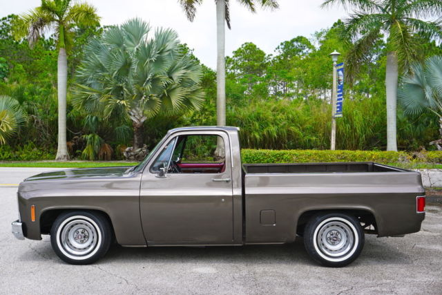 c10 square body pickup truck 350 v8 sbc silverado for sale chevrolet c 10 1982 for sale in. Black Bedroom Furniture Sets. Home Design Ideas