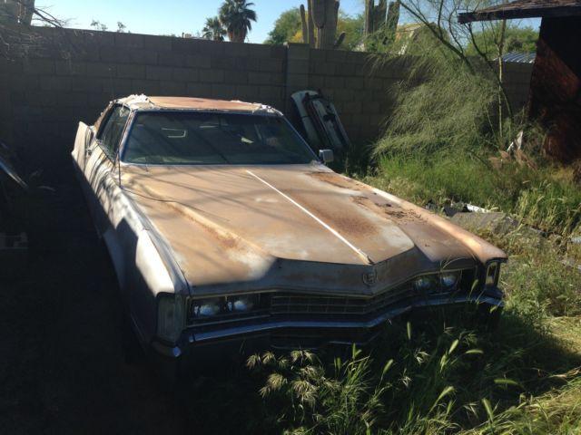Cadillac Eldorado Total Restoration Or Parts Car on Cadillac 4100 Engine Block