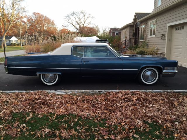 Cadillac Coup Deville Classic on 472 Cadillac Engine Crate