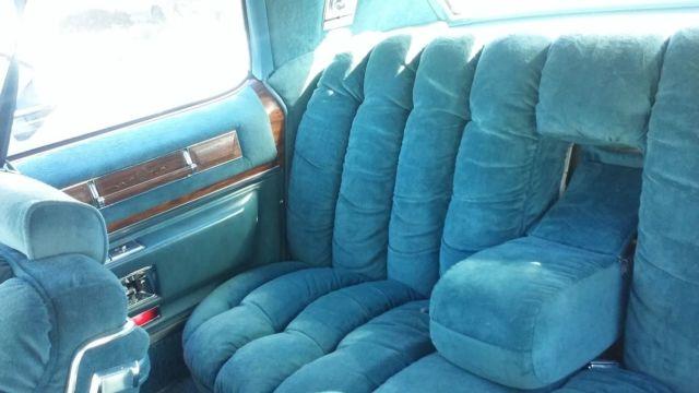 Classic Cadillac For Sale >> Cadillac Fleetwood Talisman for sale - Cadillac Brougham Talisman 1976 for sale in Chula Vista ...