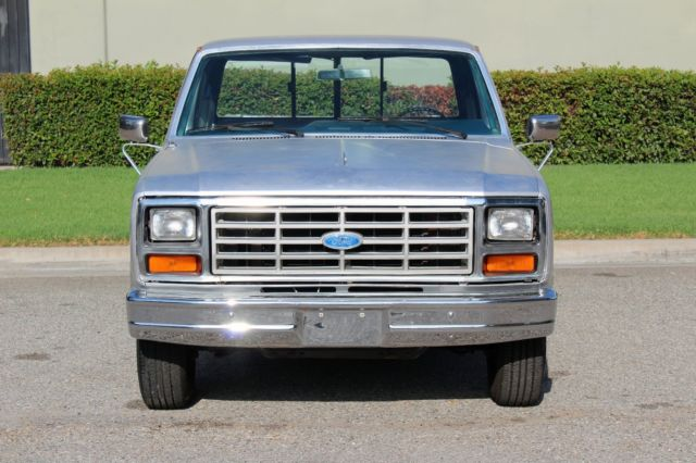 california 1984 ford f150 shortbed stepside cummins turbo diesel nice for sale ford f. Black Bedroom Furniture Sets. Home Design Ideas