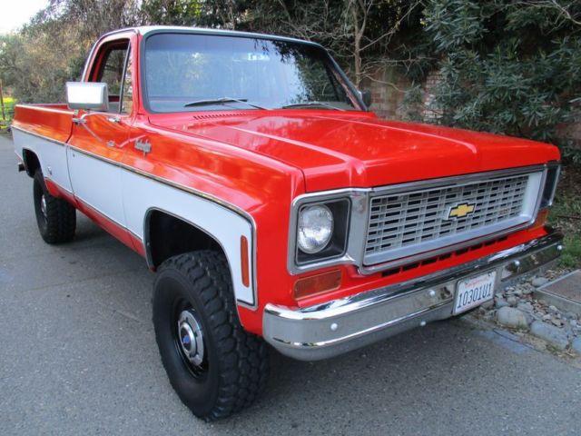 California 4wd 1 2 Ton Chevy K20 C10 Gmc Blazer Other
