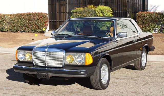 California original 1983 mercedes benz 300 cd runs like for Mercedes benz san bernardino