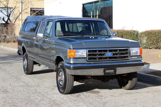 California Original Ford F Xlt Lariat X One Owner Rust Free