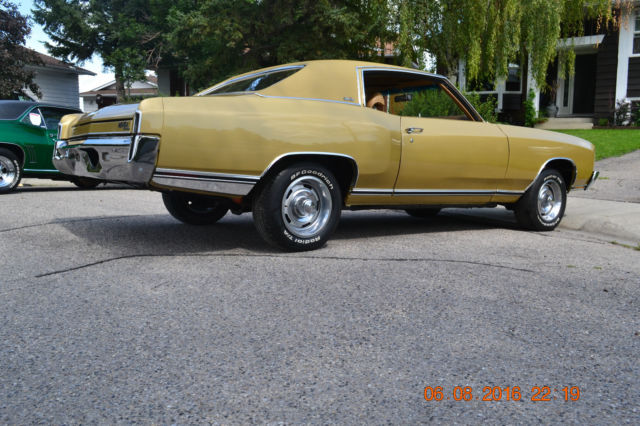 Canadian Documented 1970 Ls3 330 Hp 402 Big Block Muncie