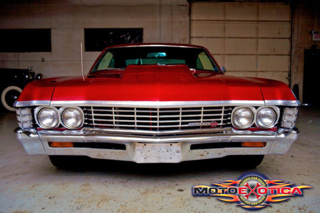 candy apple red 1967 chevy impala ss for sale chevrolet impala 1967 for sale in abingdon. Black Bedroom Furniture Sets. Home Design Ideas