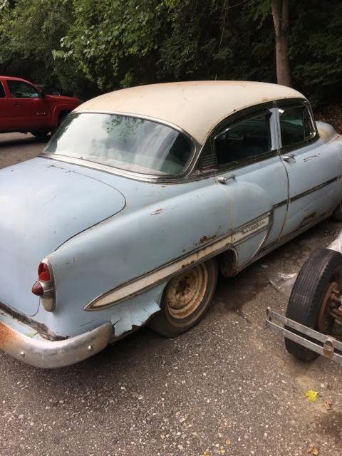 Cehvrolet four door sedan 1953 for sale chevrolet bel for 1953 belair 4 door