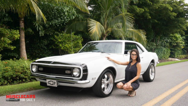 Chevrolet 1968 Camaro For Sale Chevrolet Camaro 1968 For Sale In Fort Myers Florida United