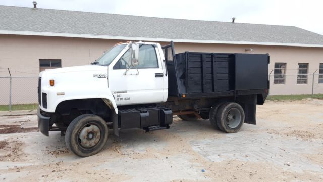 chevrolet 1990 kodiak 2500 dump truck for sale chevrolet. Black Bedroom Furniture Sets. Home Design Ideas