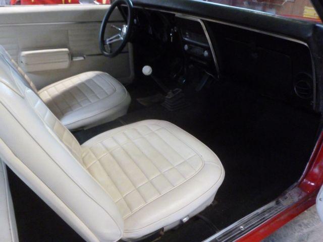 Chevrolet Camaro 1967 1968 1969 1970 1971 1972 1973 Mustang