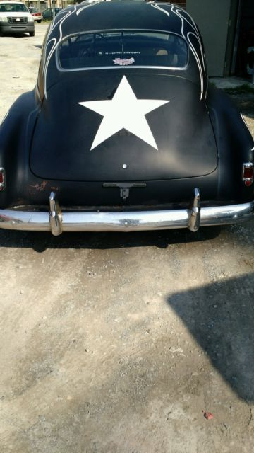 Chevy 2 door coupe rat rod 1951 for sale chevrolet other for 1951 chevy 2 door coupe