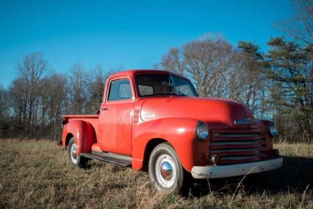 chevy 3100 truck for sale chevrolet other pickups 1950 for sale in seneca south carolina. Black Bedroom Furniture Sets. Home Design Ideas