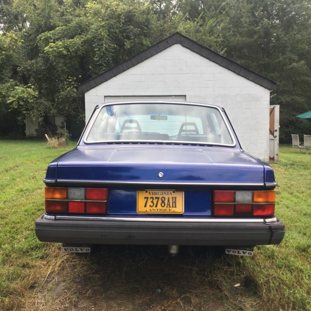 Chevy 350 powered Volvo 240 for sale - Volvo 240 1984 for ...