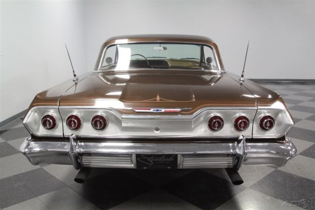 chevy bowtie classic vintage collector rare 1963 SS 409 Used