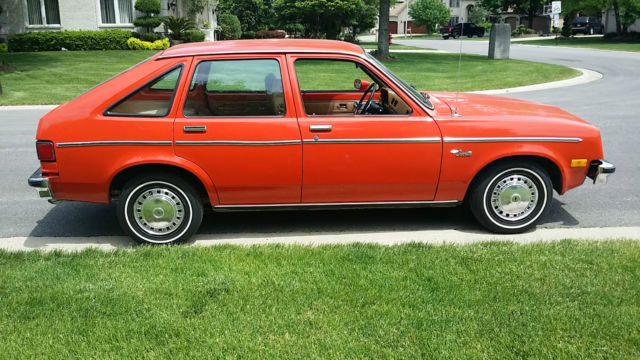 chevy chevette 1980 all orig for sale chevrolet chevette 1980 for sale in chicago illinois united states davids classic cars