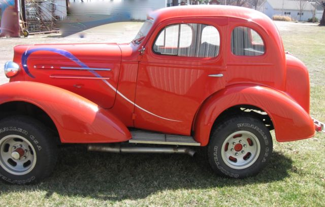 Chevy hot rod 1936 master deluxe barn find custom 2 door for 1936 chevy 4 door