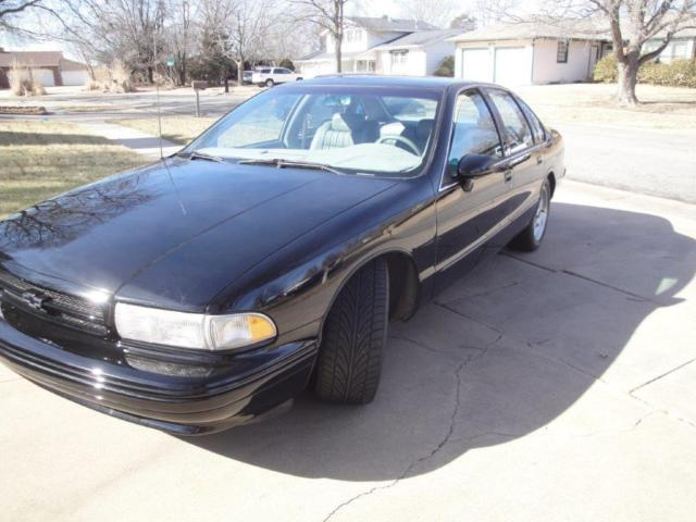 chevy impala ss 1994 muscle car classic for sale chevrolet impala 1994 for sale in wichita. Black Bedroom Furniture Sets. Home Design Ideas