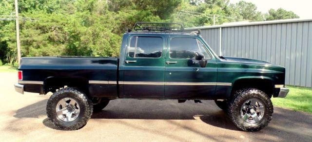 chevy k30 3 3 5 9 cummins diesel swap 3500 4x4 truck new build 2500 for sale chevrolet c 10. Black Bedroom Furniture Sets. Home Design Ideas