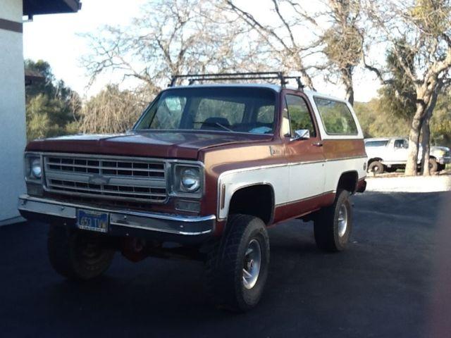Chevy k5 blazer no rust great survivor 196919701971197219731974 chevy k5 blazer no rust great survivor 1969197019711972197319741975 1976 publicscrutiny Images