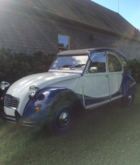 Citroën 2cv 1965 For Sale In