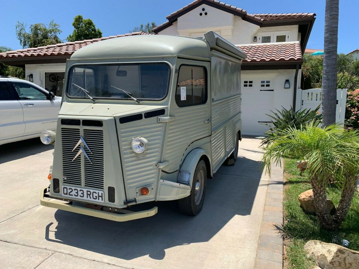 Citroen Hy Van 1972 Food Truck For Sale Citroen 1972 For Sale In Carlsbad California United States