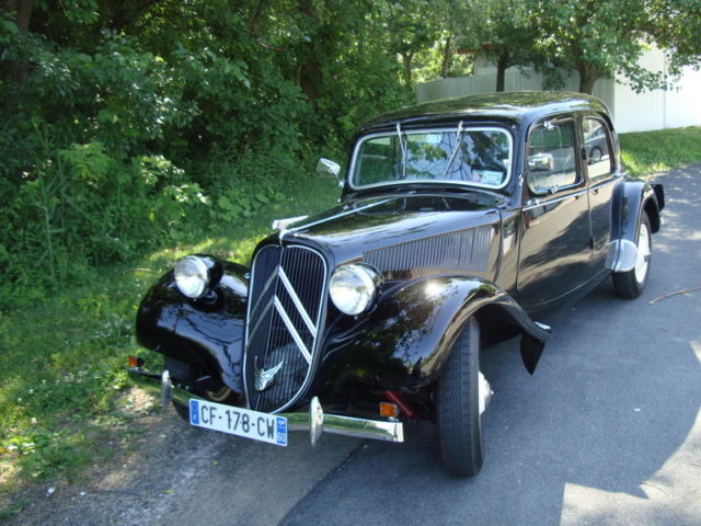 citroen traction avant 1950 for sale citro n 1950 for sale in albany new york united states. Black Bedroom Furniture Sets. Home Design Ideas
