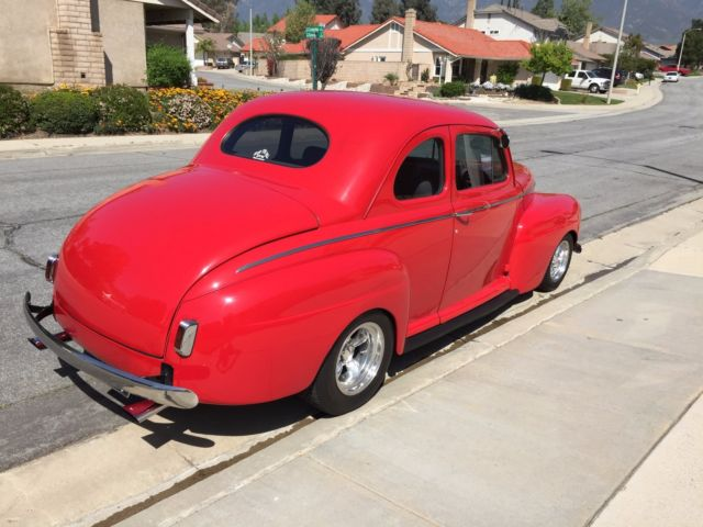 classic 1941 ford coupe super deluxe street rod for sale ford other 1941 for sale in rancho. Black Bedroom Furniture Sets. Home Design Ideas