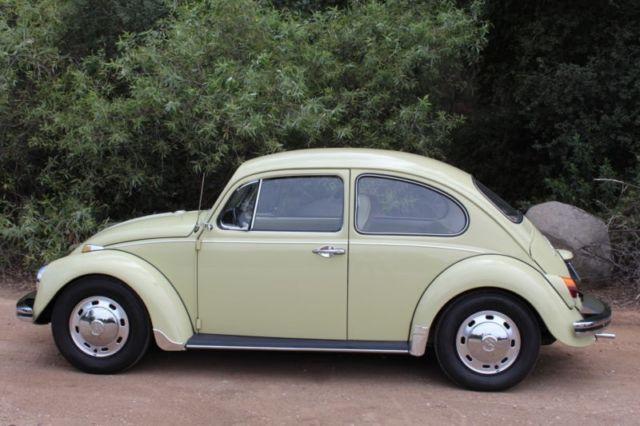classic 1969 vw bug california car for sale volkswagen beetle classic classic 1969 for sale. Black Bedroom Furniture Sets. Home Design Ideas