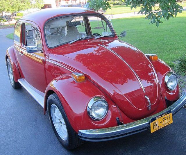 Classic 1970 Volkswagen Beetle