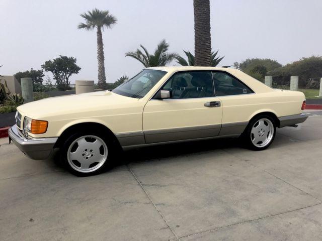 Classic mercedes benz 560 sec for sale for sale for Mercedes benz 560 sec