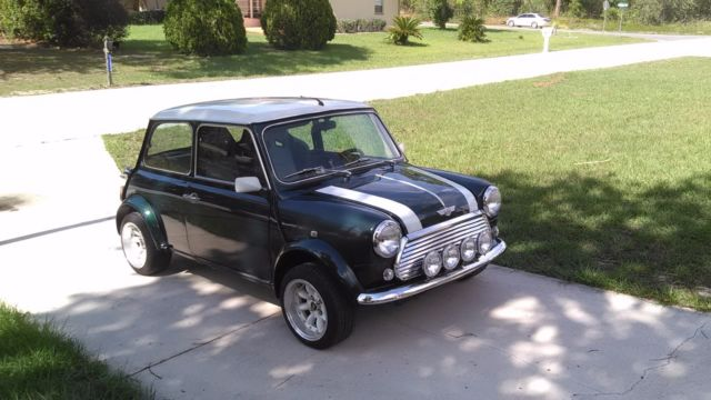 classic mini cooper for sale 1985 for sale mini classic mini 1985 for sale in spring hill. Black Bedroom Furniture Sets. Home Design Ideas