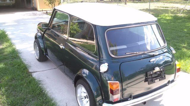 CLASSIC MINI COOPER FOR SALE 1985 for sale - Mini Classic