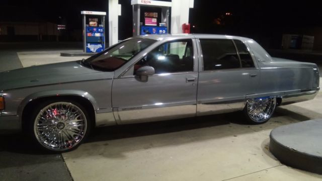 Classic Old School Cadillac W 22 Rims For Sale Cadillac