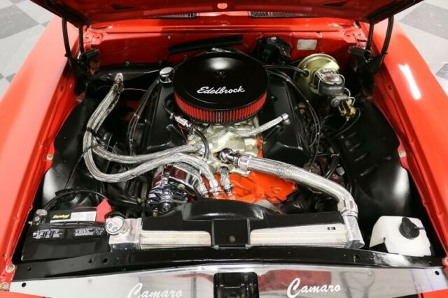 classic vintage chevy muscle car 1st gen big block 454 v8