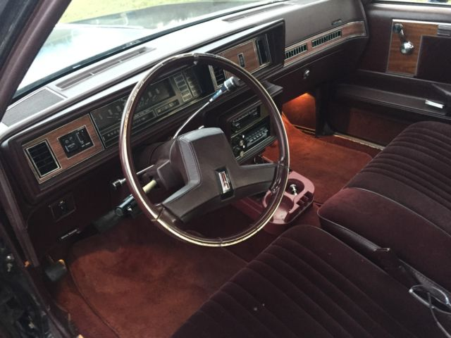 Clean 1985 Cutlass Supreme 307 V8 For Sale Oldsmobile Cutlass 4s 1986 For Sale In Indianapolis