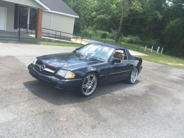 Clean 1991 mercedes 300sl for sale mercedes benz 300 for 1991 mercedes benz 300sl
