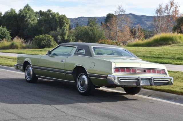 Clean Rust Free 1975 Ford Thunderbird For Sale Ford Thunderbird