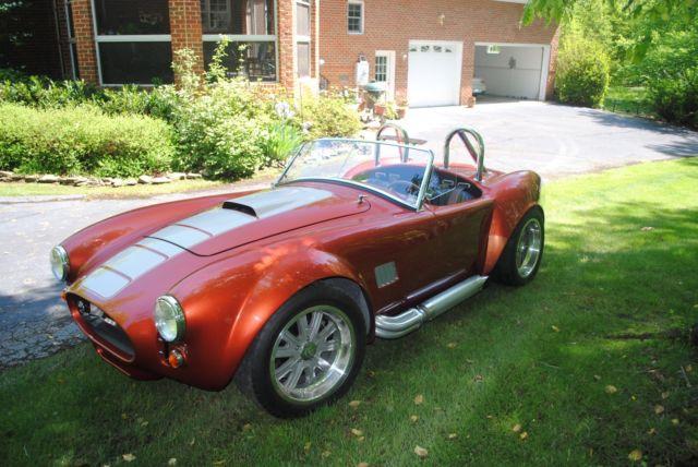 cobra replica kit car for sale shelby cobra 1965 for sale in powhatan virginia united states. Black Bedroom Furniture Sets. Home Design Ideas