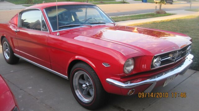 Collector Car Ebay Motors For Sale Ford Mustang Fastback 1965 For Sale In Stevensville Maryland United States