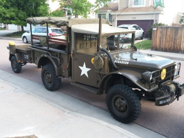 correct museum quality 1954 dodge m37 3 4 ton power wagon for sale dodge power wagon 1954 for. Black Bedroom Furniture Sets. Home Design Ideas