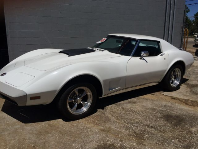 corvette ex drag car for sale chevrolet corvette stingray 1974 for sale in inverness florida. Black Bedroom Furniture Sets. Home Design Ideas