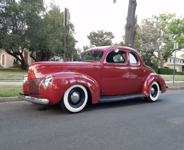 Coupe Deluxe - 31 32 33 34 35 36 37 38 40 47 48 49 chevy