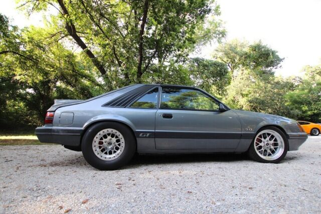 Coyote swapped and supercharged fox body mustang for sale