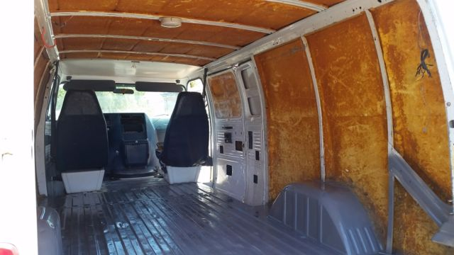 Custom 70s style Chevy Van 350 Automatic for sale