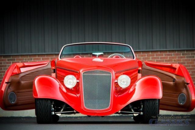 Custom Autosound Show Car,