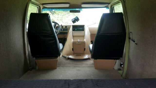 Custom Chevy van for sale - Chevrolet G20 Van 1991 for sale