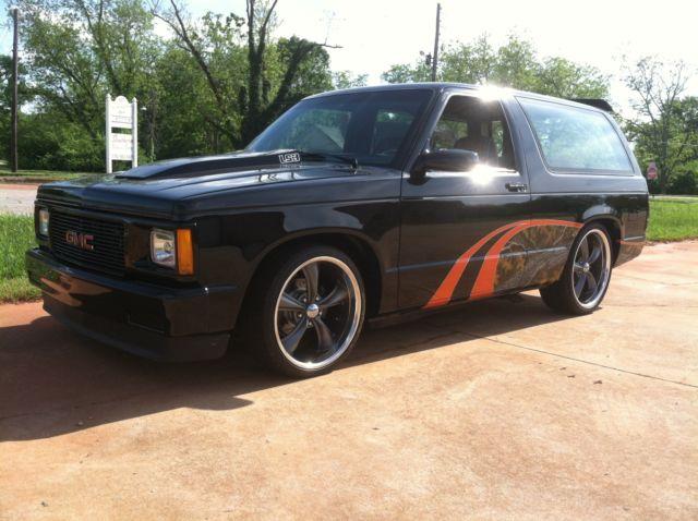 Custom Ls Powered S10 Blazer For Sale Chevrolet Blazer