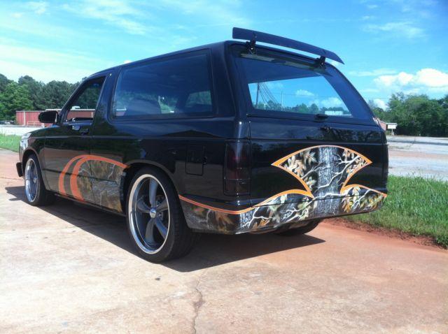 Chevy Blazer 4x4 >> Custom LS powered S10 Blazer for sale - Chevrolet Blazer 1984 for sale in Molena, Georgia ...