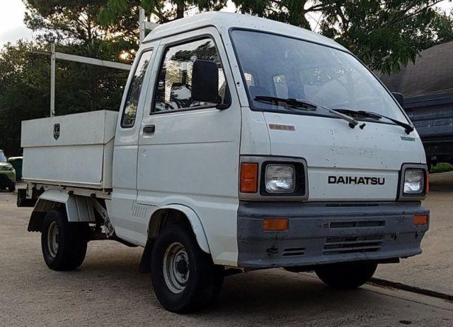 Daihatsu Hijet Jumbo Cab 2WD Jumbo Cab