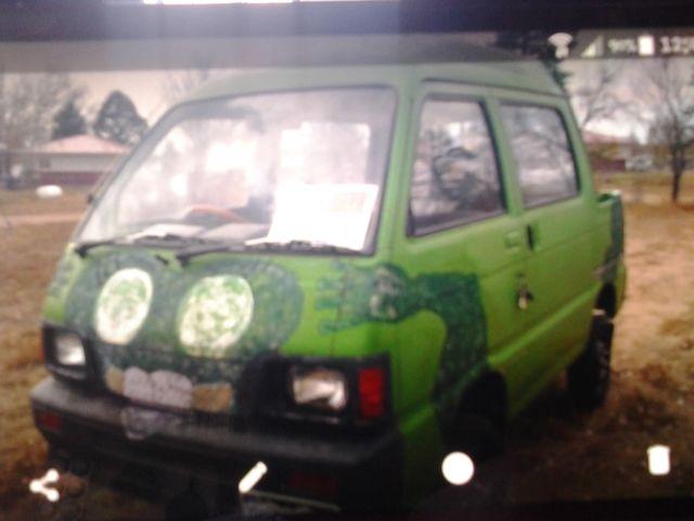 Daihatsu Hijet Deck Van For Sale